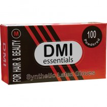 DMI Synthetic Latex Powdered Gloves Medium 50 pairs