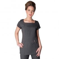 Enzo Tunic Grey by Florence Roby