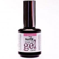 NailFX Cameo Soak Off Coloured Gel Polish 15ml