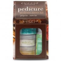 Cuccio Naturale Pedicure Starter Kit