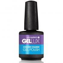 Gellux Grape/Turquoise Chameleon Collection 15ml Gel Polish