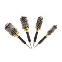 Head Jog Gold Thermal Brush Deal With Stand (16 Piece)