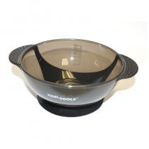 Hair Tools Suction Tint Bowl Black