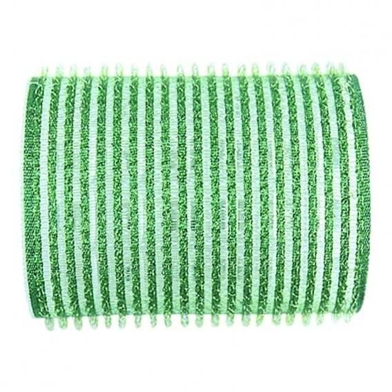 Sibel Velcro Rollers Green 48mm x 6