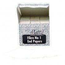 Matty Fibre No 1 End Papers 750 Sheets