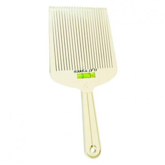 Flattopper Comb