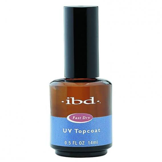 ibd UV Top Coat 0.5oz/14ml