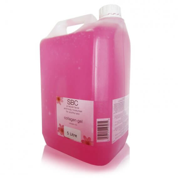 SBC Collagen Skincare Gel 5 Litre