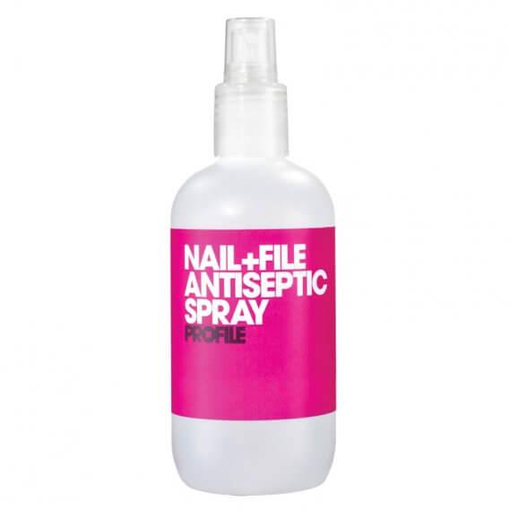 Profile Nail + File Antiseptic Spray 250ml