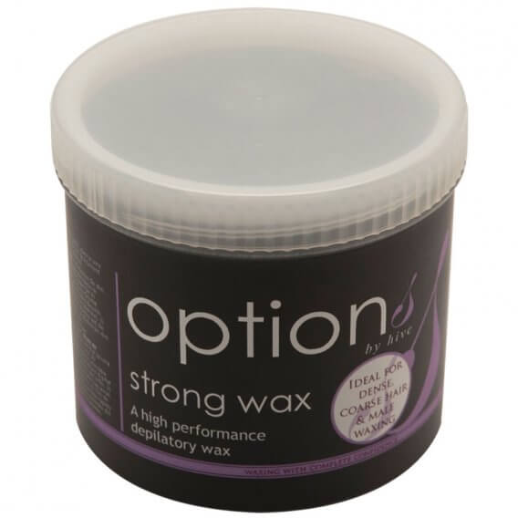 Options by Hive Xtra Strong Warm Wax 425g