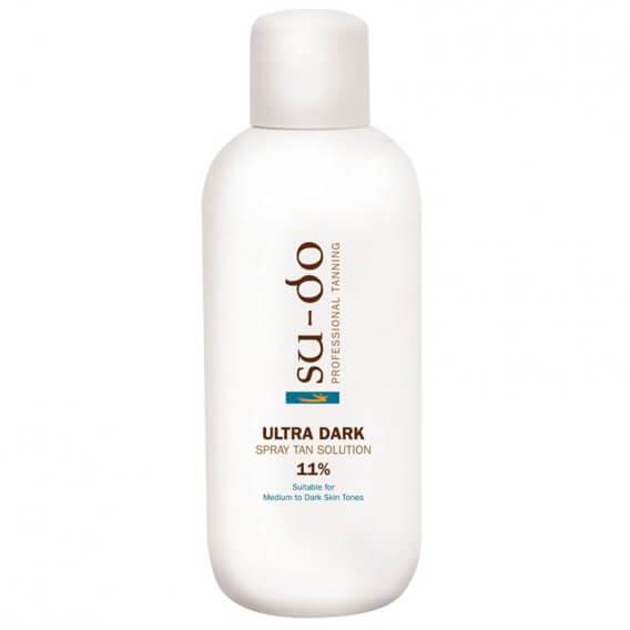 Su-do Ultra Dark 11% Original Spray Tanning Solution 1 Litre