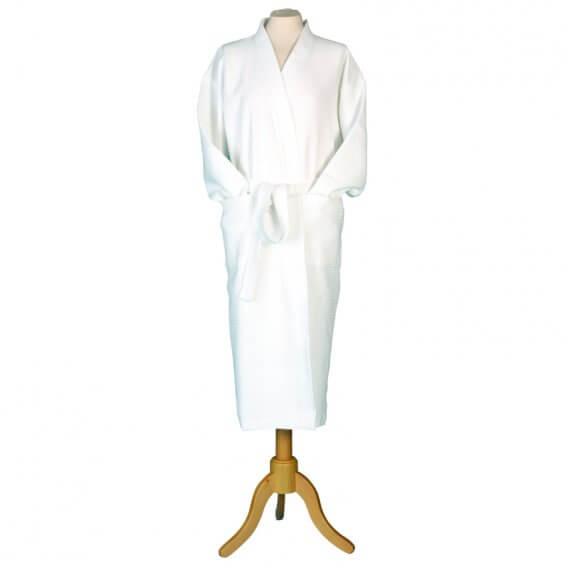 Kimono Waffle Robe