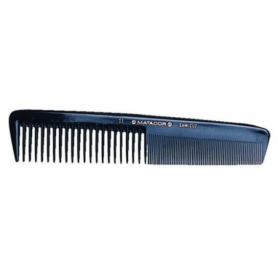 Matador MC11 Large Waver Comb Black
