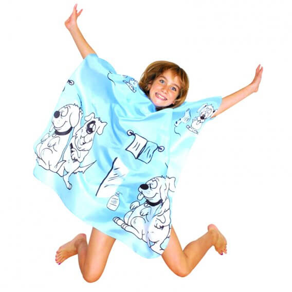 Hair Tools Childrens Doggy Gown