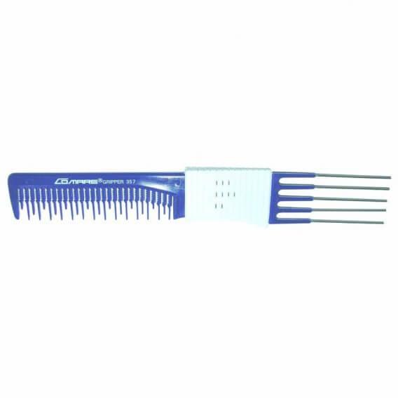 Comare Gripper/Backcomb/Metal Lifter Blue