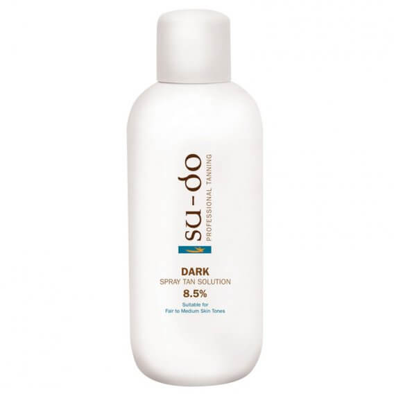 Su-do Dark 8.5% Original Spray Tanning Solution 1 Litre