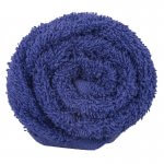 Lotus Pop Shots Hair Towels Electric Blue x12