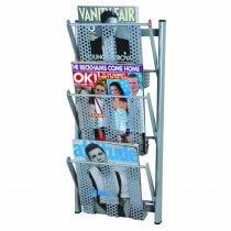 Magrakk Magazine Rack Matt Grey
