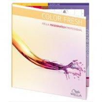 Color Fresh Shade Chart