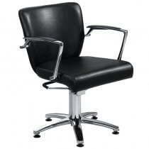Lotus Select Styling Chair Black