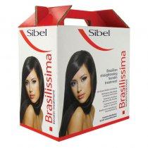 Sibel Brasilissima Keratin Treatment Kit For Normal Hair