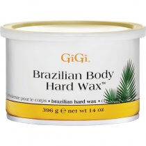 GiGi Brazillian Body Hard Wax 396g/14oz