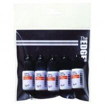 The Edge Nail Glue (Anti-Fungal) 3g 5 pack