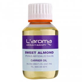 L'aroma Sweet Almond Carrier Oil 100ml