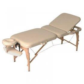 Affinity ComfortFlex Massage Table - Biscuit