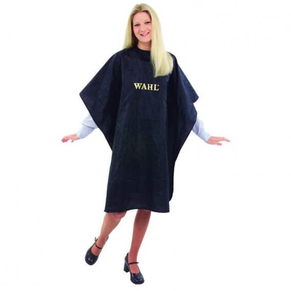 Wahl Cutting Gown Black