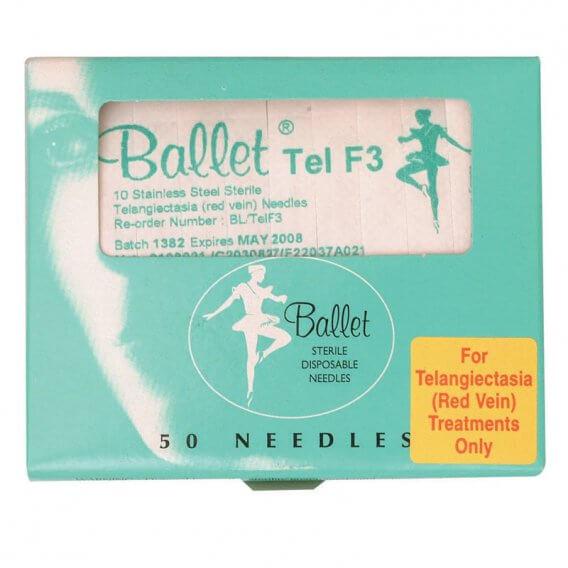 Stainless Steel Ballet Needles