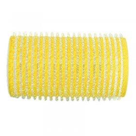 Sibel Velcro Rollers Yellow 32mm x 12