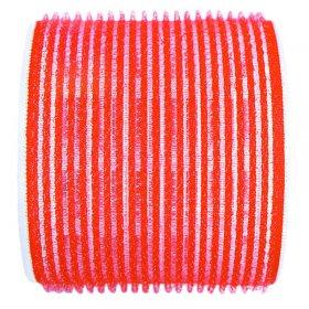 Sibel Jumbo Velcro Rollers Red 70mm x 6