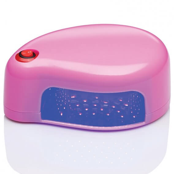 The Little Pink LED Lamp