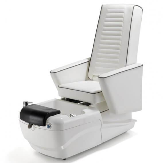 REM PediSpa Chair White