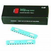 Kasho Designing Razor Blades x 10