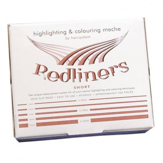 Redliners Highlighting + Colouring Meche Short