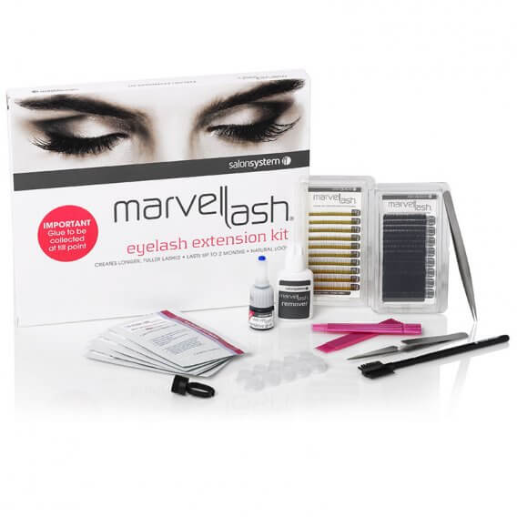 Salon System Marvel-Lash Eyelash Extension Kit