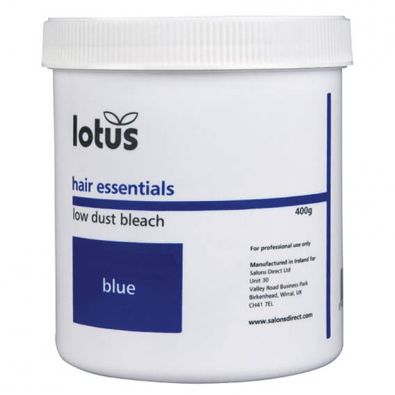 Lotus Low Dust Bleach 400g