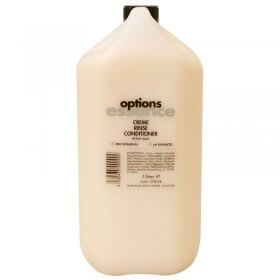 Options Essence Cream Rinse Conditioner 5 Litre
