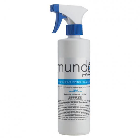 Mundo Hard Surface Spray 500ml
