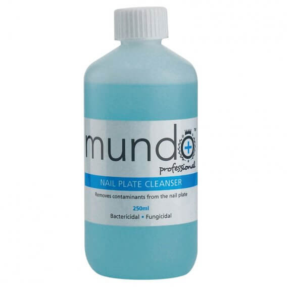 Mundo Nail Plate Cleanser 250ml