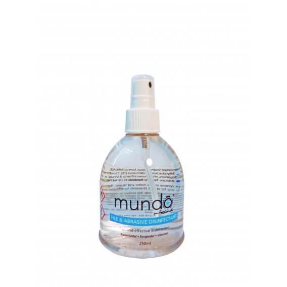 Mundo File + Tool Disinfectant Spray 250ml