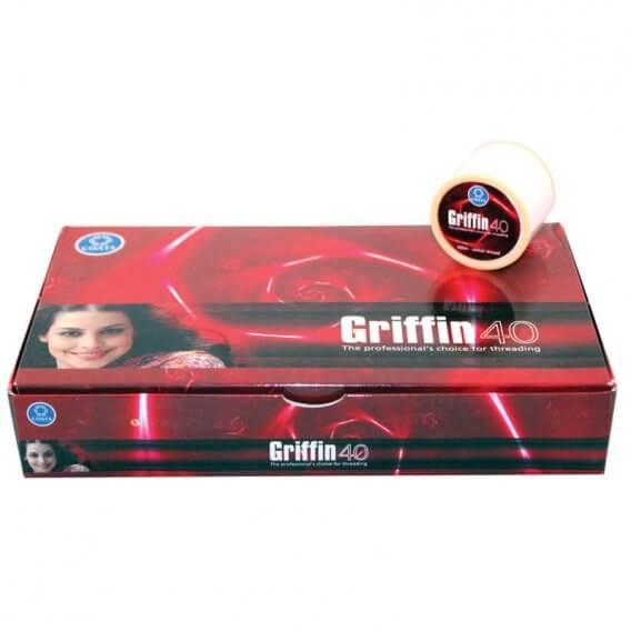Box of Griffin40 Threading Thread x15 Spools