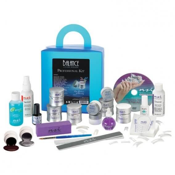 NSI Balance UV Gel Professional Kit