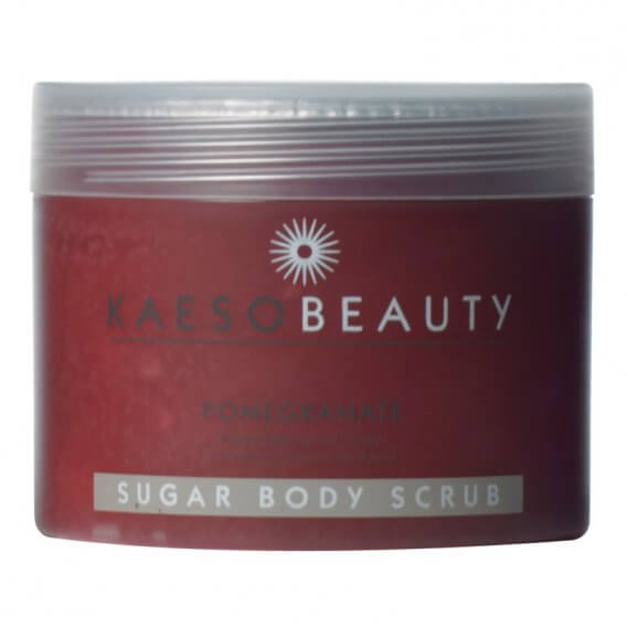 Kaeso Pomegranate Sugar Body Scrub 450ml