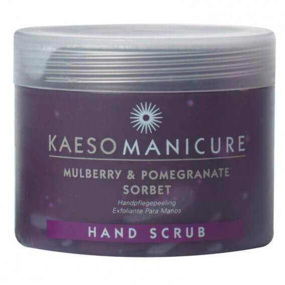 Kaeso Mulberry and Pomegranate Sorbet Hand Scrub 450ml