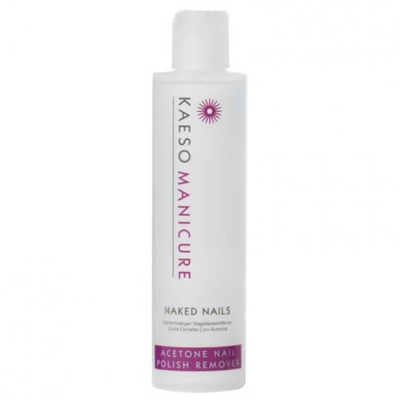 Kaeso Naked Nails Acetone Nail Polish Remover 195ml