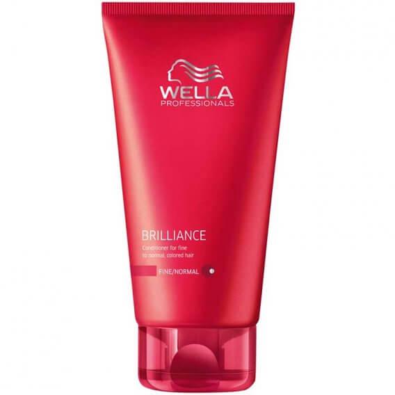 Brilliance Conditioner for Fine Hair 200ml Wella Professionals