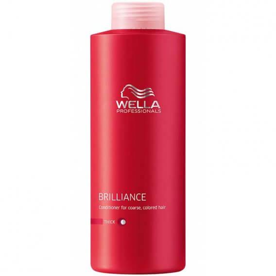 Brilliance Conditioner for Coarse Hair 1000ml Wella Professionals